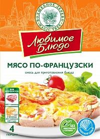 "ВД ЛЮБИМОЕ БЛЮДО  ""МЯСО ПО-ФРАНЦУЗСКИ""  30г"