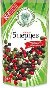 """ВД ДОЙ-ПАК Смесь """"5 перцев"""" 50 г"""