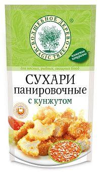 ВД ДОЙ-ПАК Панировочные сухари с кунжутом