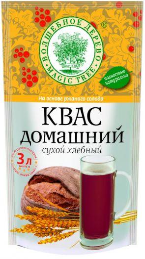 ВД ДОЙ-ПАК Квас сухой хлебный  167 г